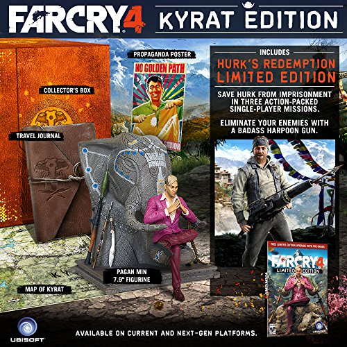 Far Cry 4 Kyrat Edition Xbox 360 Buy Online In Cambodia Ubisoft Products In Cambodia See Prices Reviews And Free Delivery Over 27 000 Desertcart