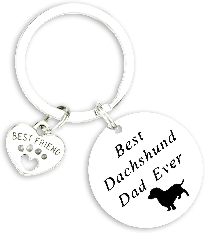 Kivosliviz Dachshund Gifts for Dachshund Lovers Dachshund Dog Gifts Dachshunds Keychain