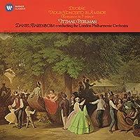 Dvorak: Violin Concerto Romance by Itzhak Perlman