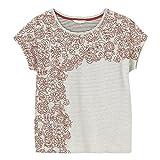 White Stuff Stripe Turbinio Womens Jersey Tee Aw17 UK10 EU38 US6 Multi