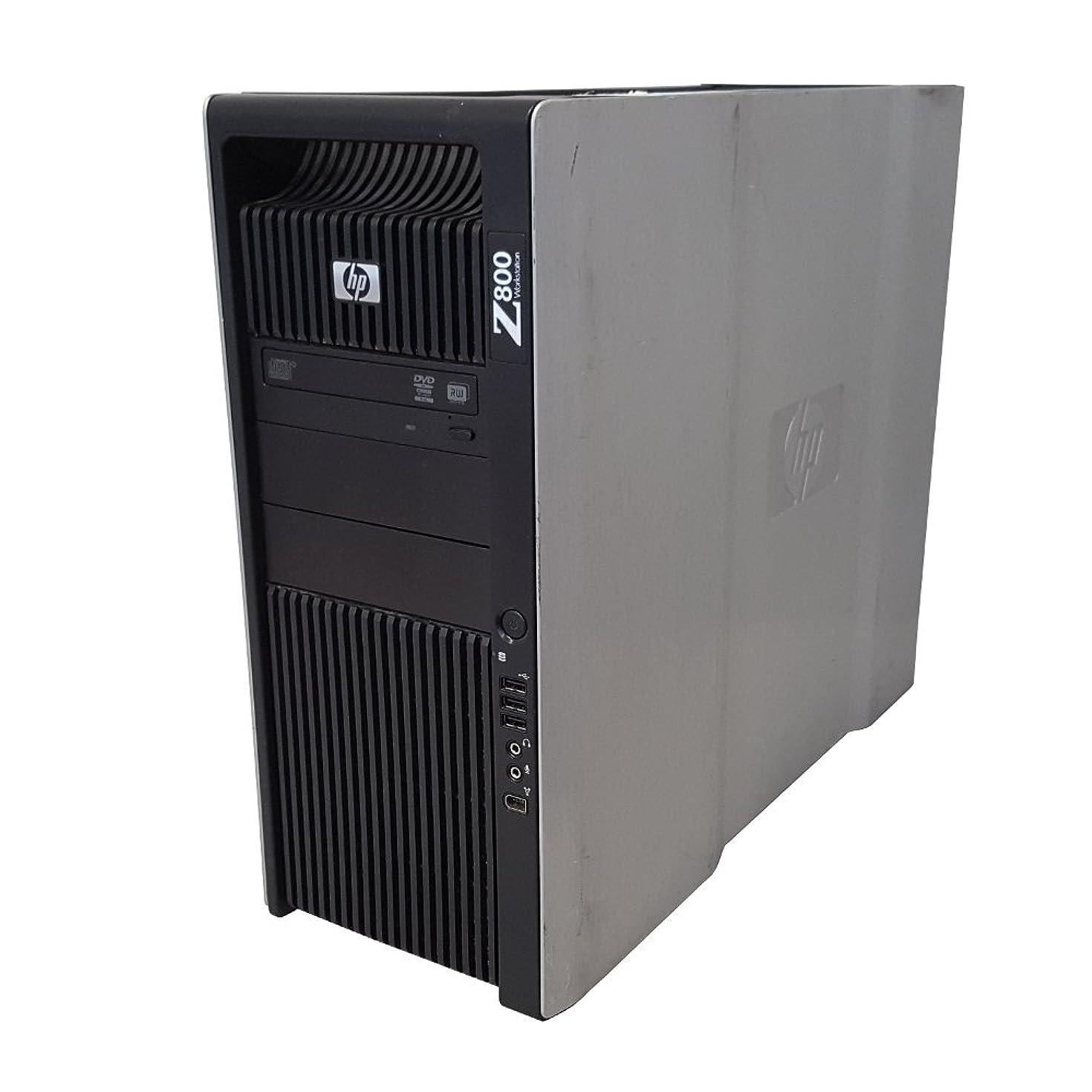 PCSP Z800 Photoshop/Video Editing Workstation Rig - 2X 3.06GHz 12-Cores Total 32GB RAM 1TB SSD + 4TB HDD Nvidia Quadro 5000 Windows 10 Pro (Renewed)