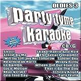 Party Tyme Karaoke - Oldies 3 (16-song CD+G)