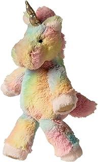 Mary Meyer Marshmallow Junior Stuffed Animal Soft Toy, 9-Inches, Fro-Yo Unicorn