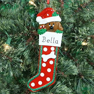 Best personalized stocking ornament Reviews