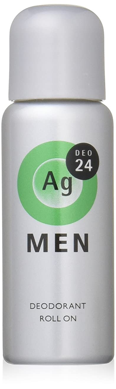 きょうだい無告発エージーデオ24 メンズデオドラントロールオン スタイリッシュシトラスの香り 60mL (医薬部外品)