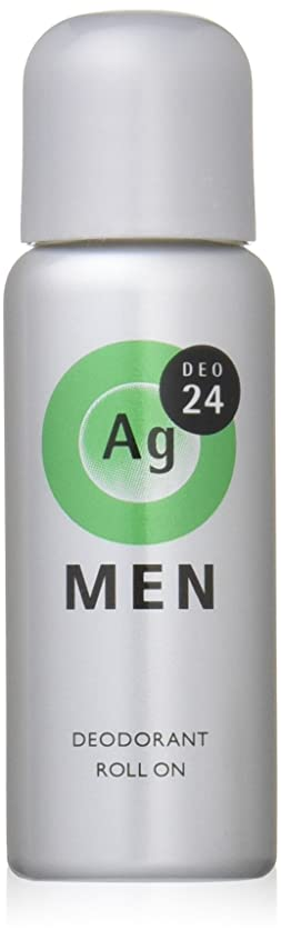 メジャー予知娯楽エージーデオ24 メンズデオドラントロールオン スタイリッシュシトラスの香り 60mL (医薬部外品)