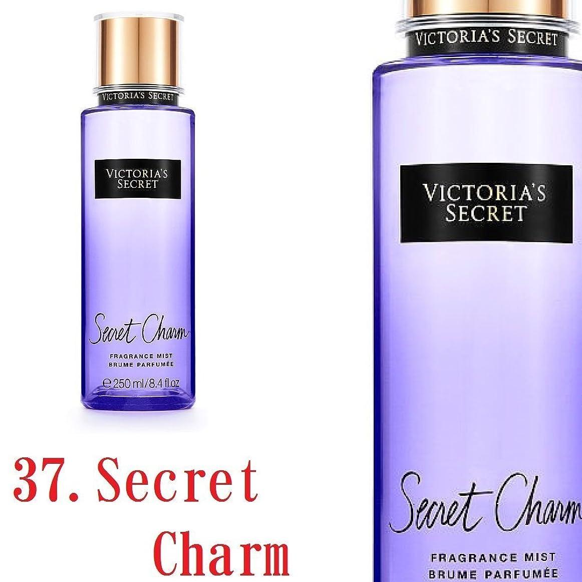 パラシュートアンビエント節約Victoria's Secret Fantasies フレグランスミスト ヴィクトリアシークレット (37.シークレットチャーム) [並行輸入品]