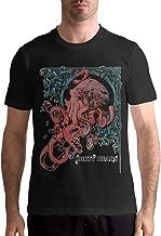 Dirty Heads-Octopus Men Fashion Short Sleeve Music Band T-Shirts Shirt Black