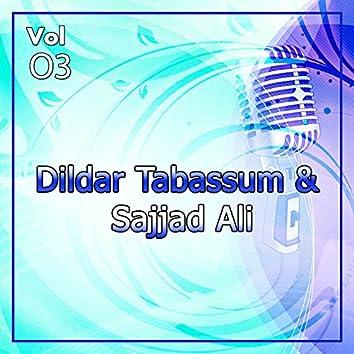Dildar Tabassum / Sajjad Ali, Vol. 3
