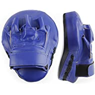 AUPCON Curved Punching Mitts Boxing Pads - MMA Punch Mitts Training Boxing Punch Focus Mitts...