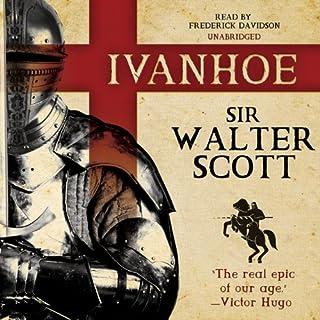 Ivanhoe                   Auteur(s):                                                                                                                                 Sir Walter Scott                               Narrateur(s):                                                                                                                                 Frederick Davidson                      Durée: 19 h et 21 min     1 évaluation     Au global 5,0
