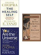 Healing Self, You Are The Universe, Seven Spiritual Laws Of Success [Hardcover] 3 Books Collection Set By Deepak Chopra
