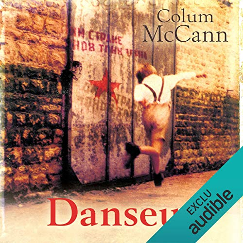 Danseur audiobook cover art