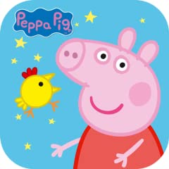 5 x fun-filled games featuring Peppa, George and their family and friends See how many eggs you can lay with Happy Mrs Chicken Lay a seed trail to guide chicks through the maze Help the chickens get back to their chicken coop Jump in as many muddy pu...