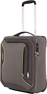 American Tourister 91971 Applite 3.0S Upright Travel Spinner, Lightning Grey, 50 Centimeters