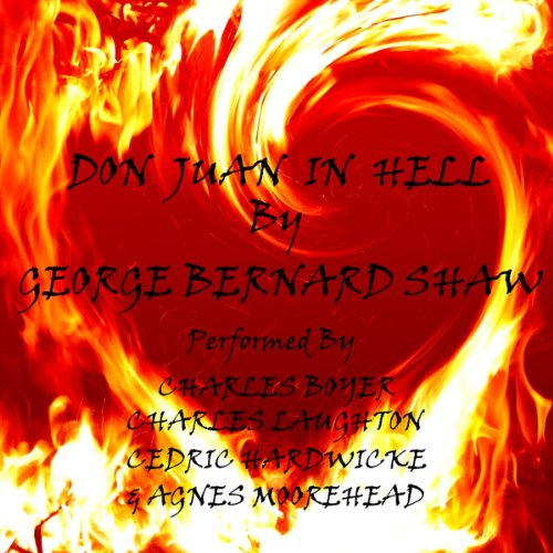 Don Juan in Hell audiobook cover art