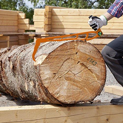 Logosol Log Plektrum Werkzeug Lifter & Mover Stahl Smart Sappie Baumpfleger Haken Lift Move