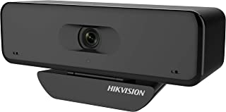 Hikvision DS-U18 Professional 8MP Webcam with Built-in Microphone for Live Streaming