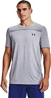 Under Armour Men's Seamless Short-Sleeve Shirt