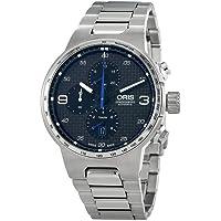 Oris Williams Black Dial Men's Automatic Chronograph Watch