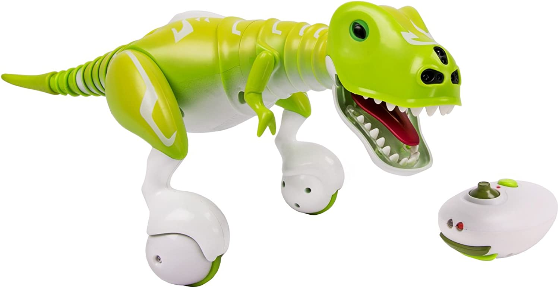 saludable Zoomer Dino Boomer Robotic Dinosaur - - - Robots de Entretenimiento (AAA, USB, Closed Box)  Venta en línea de descuento de fábrica