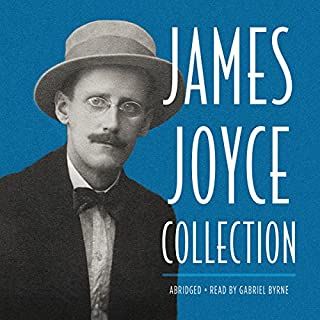 James Joyce Collection audiobook cover art
