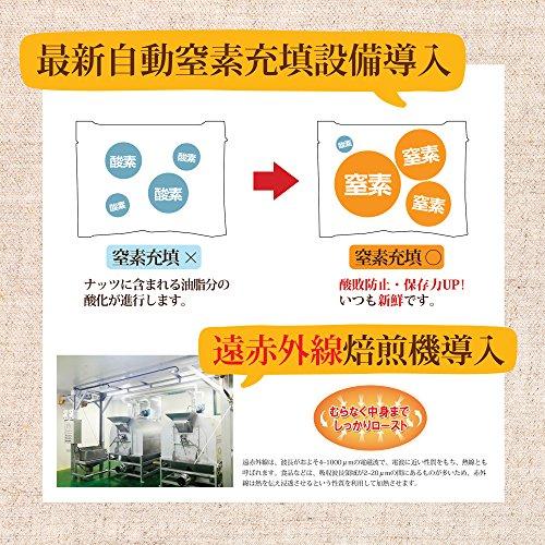小分け煎りたてアーモンド1kgに8g追加!(28gx36袋)産地直輸入無塩無油無添加素焼きアーモンド(等級:USExtraNo.1)1日1袋