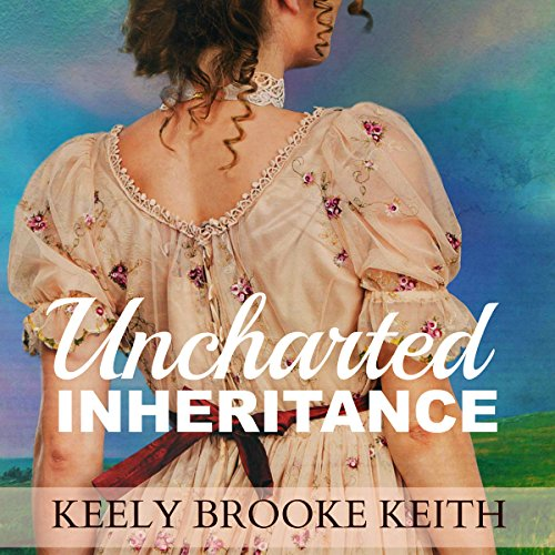 Uncharted Inheritance audiobook cover art