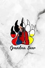 Grandma Bear Native American 30 Days Fitness Challenge