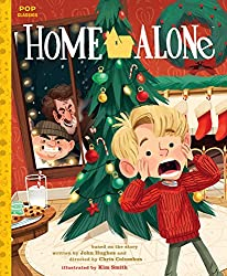 """Home Alone"" Storybook by Kim Smith -- Pop Shop"