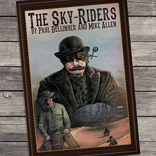 The Sky-Riders cover art