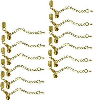 sharprepublic 5 St/ü 925 Sterling Silber Federring Verschluss Komponente F/ür Schmuckherstellung Und Ketten Zubeh/ör