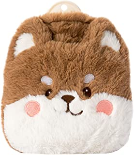 Cstore Rubber Hotwater Bottles Pain Relief with Cute Faux Fur Cover