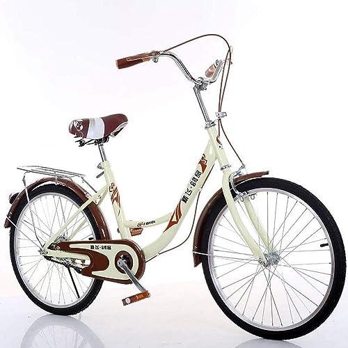 forma única XHLJ Bicicleta Nostálgica Creativa, Bicicleta para para para Niños, Estudiante Adulto, Princesa Ligera, Bicicleta Femenina (Color   A, Tamaño   22 Inch)  venta directa de fábrica