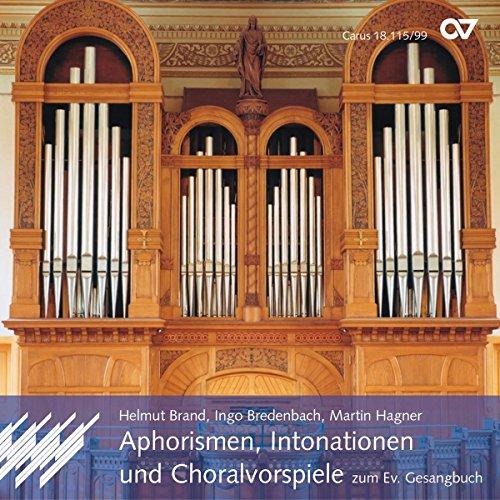 Aphorismen, Intonationen und Choralvorspiele zum Evangelischen Gesangbuch