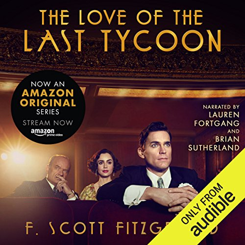 The Love of the Last Tycoon audiobook cover art