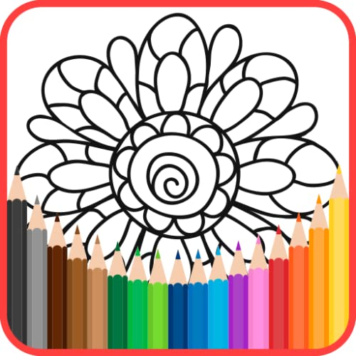 Livro para colorir para adultos