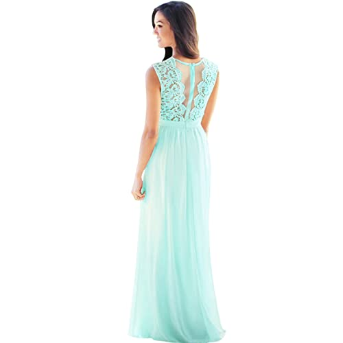 neue Stile c8eaf 00f26 Abendkleider Mintgrün: Amazon.de