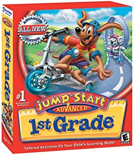 JumpStart Advanced 1st Grade with Free VHS Video [OLD VERSION]