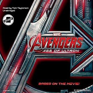 Marvel's Avengers: Age of Ultron audiobook cover art