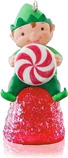 Hallmark 2014 Happy Little Elf Miniature Ornament