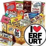 I love Erfurt - schöne Geschenke Erfurt - DDR Schokoladen Set L