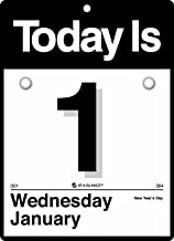 AT-A-GLANCE 2014 Today Is Daily Wall Calendar, 6.63 x 9.13 x 1 Inches (K1-00)