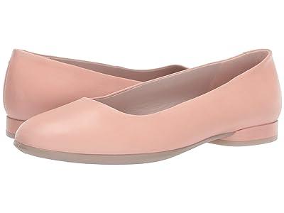 ECCO Anine Ballerina (Muted Clay Calf Leather) Women