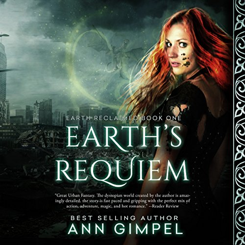 Earth's Requiem audiobook cover art