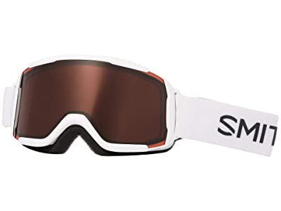 Smith Optics Daredevil Goggle (Youth Fit) (White Frame/RC36 Lens) Goggles