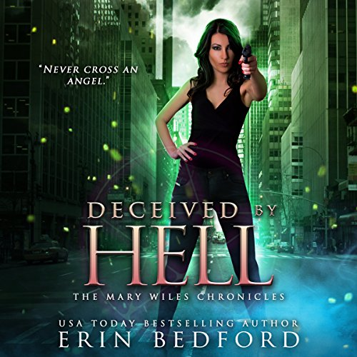 Deceived by Hell audiobook cover art