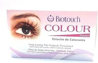 BioTouch Eye Lash Colour Tint Kit - Black