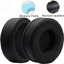 Poyatu Earpads for Skullcandy Hesh 2 Hesh2 Bluetooth Wireless Over-Ear Headphones Replacement Ear Cushions Earbuds Ear Pads Repair Parts (Black1)