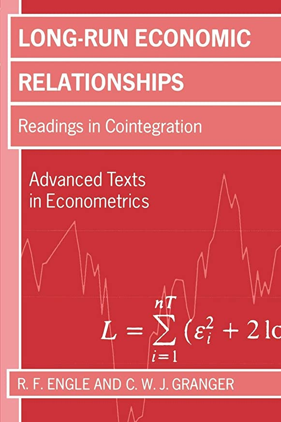 講義芝生砲撃Long-Run Economic Relationships: Readings in Cointegration (Advanced Texts in Econometrics)